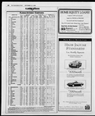 The Palm Beach Post from West Palm Beach, Florida on September 13, 1999 · Page 65