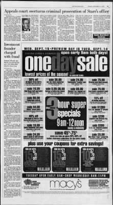 The Palm Beach Post from West Palm Beach, Florida on September 14, 1999 · Page 4