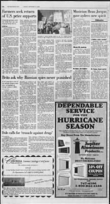 The Palm Beach Post from West Palm Beach, Florida on September 14, 1999 · Page 16