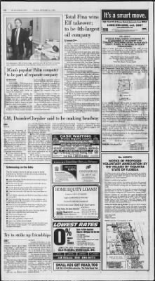 The Palm Beach Post from West Palm Beach, Florida on September 14, 1999 · Page 26