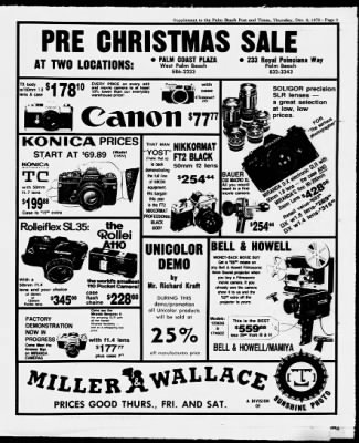 The Palm Beach Post from West Palm Beach, Florida on December 9, 1976 · Page 141