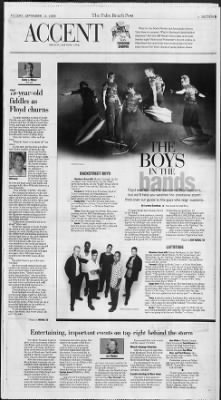 The Palm Beach Post from West Palm Beach, Florida on September 14, 1999 · Page 68