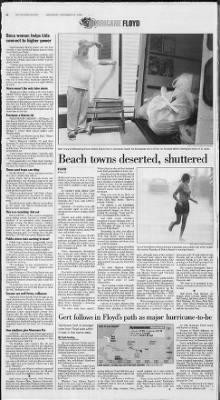 The Palm Beach Post from West Palm Beach, Florida on September 15, 1999 · Page 8