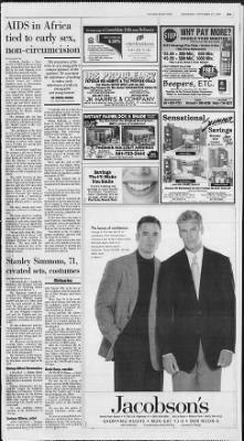 The Palm Beach Post from West Palm Beach, Florida on September 15, 1999 · Page 20