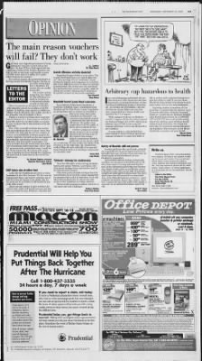The Palm Beach Post from West Palm Beach, Florida on September 15, 1999 · Page 22