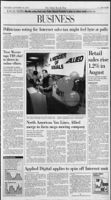 The Palm Beach Post from West Palm Beach, Florida on September 15, 1999 · Page 29