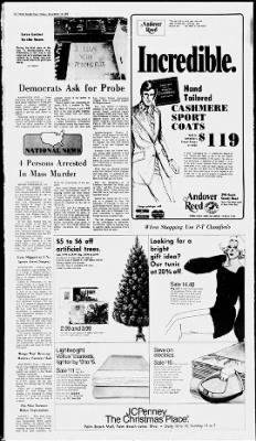 The Palm Beach Post from West Palm Beach, Florida on December 10, 1976 · Page 42