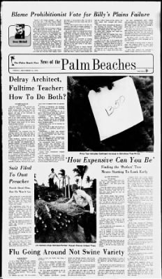 The Palm Beach Post from West Palm Beach, Florida on December 10, 1976 · Page 51