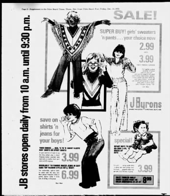 The Palm Beach Post from West Palm Beach, Florida on December 10, 1976 · Page 87