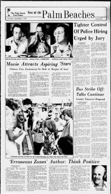 The Palm Beach Post from West Palm Beach, Florida on December 11, 1976 · Page 25