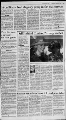 The Palm Beach Post from West Palm Beach, Florida on March 25, 1998 · Page 15