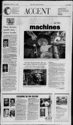 The Palm Beach Post from West Palm Beach, Florida on March 25, 1998 · Page 47