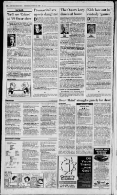 The Palm Beach Post from West Palm Beach, Florida on March 25, 1998 · Page 99