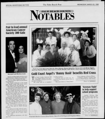 The Palm Beach Post from West Palm Beach, Florida on March 25, 1998 · Page 53