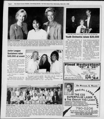 The Palm Beach Post from West Palm Beach, Florida on March 25, 1998 · Page 56