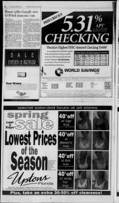 The Palm Beach Post from West Palm Beach, Florida on March 26, 1998 · Page 8