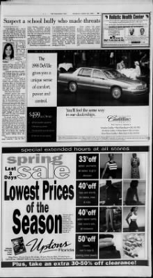 The Palm Beach Post from West Palm Beach, Florida on March 26, 1998 · Page 9