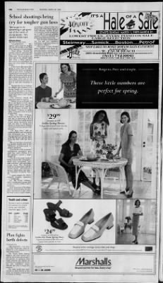 The Palm Beach Post from West Palm Beach, Florida on March 26, 1998 · Page 16
