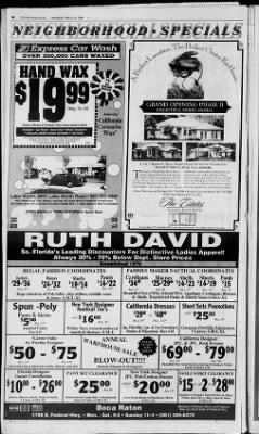 The Palm Beach Post from West Palm Beach, Florida on March 26, 1998 · Page 56