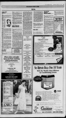 The Palm Beach Post from West Palm Beach, Florida on March 26, 1998 · Page 59
