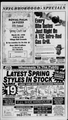 The Palm Beach Post from West Palm Beach, Florida on March 26, 1998 · Page 175