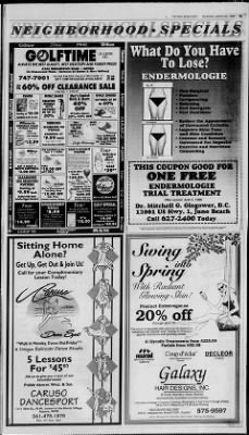 The Palm Beach Post from West Palm Beach, Florida on March 26, 1998 · Page 206