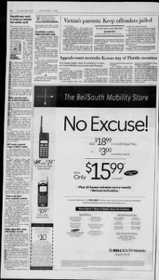 The Palm Beach Post from West Palm Beach, Florida on March 27, 1998 · Page 6