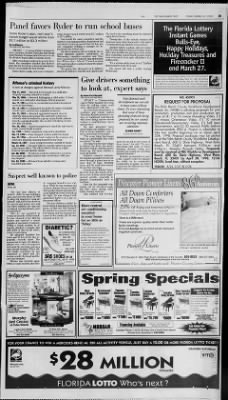 The Palm Beach Post from West Palm Beach, Florida on March 27, 1998 · Page 167
