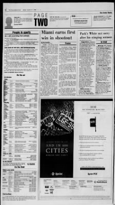 The Palm Beach Post from West Palm Beach, Florida on March 27, 1998 · Page 24
