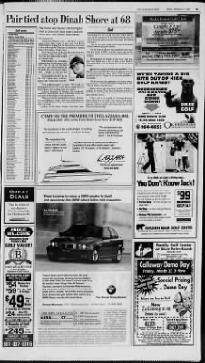 The Palm Beach Post from West Palm Beach, Florida on March 27, 1998 · Page 29