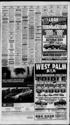 The Palm Beach Post from West Palm Beach, Florida on March 27, 1998 · Page 55