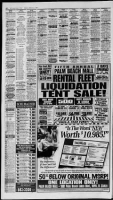 The Palm Beach Post from West Palm Beach, Florida on March 27, 1998 · Page 56