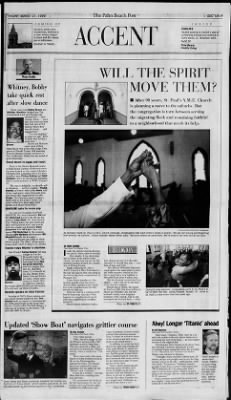 The Palm Beach Post from West Palm Beach, Florida on March 27, 1998 · Page 61