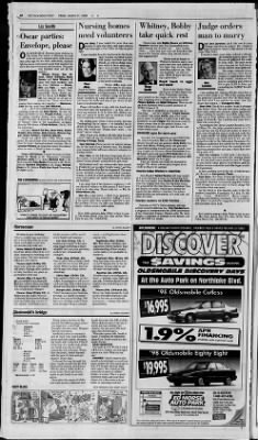 The Palm Beach Post from West Palm Beach, Florida on March 27, 1998 · Page 190