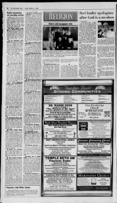 The Palm Beach Post from West Palm Beach, Florida on March 27, 1998 · Page 64