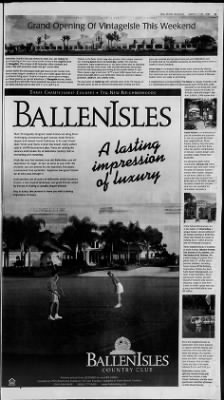 The Palm Beach Post from West Palm Beach, Florida on March 27, 1998 · Page 95
