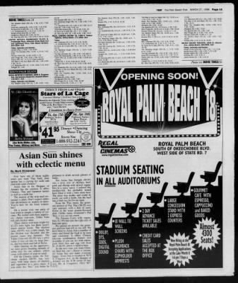 The Palm Beach Post from West Palm Beach, Florida on March 27, 1998 · Page 111