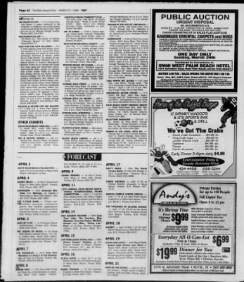 The Palm Beach Post from West Palm Beach, Florida on March 27, 1998 · Page 138