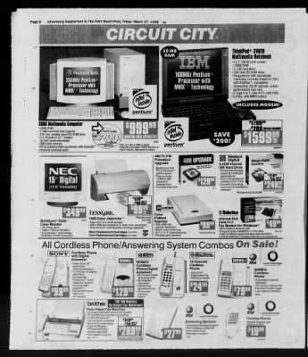 The Palm Beach Post from West Palm Beach, Florida on March 27, 1998 · Page 152