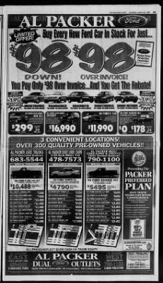 The Palm Beach Post from West Palm Beach, Florida on March 28, 1998 · Page 77