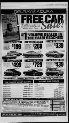 The Palm Beach Post from West Palm Beach, Florida on March 28, 1998 · Page 99
