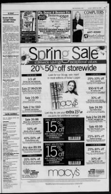 The Palm Beach Post from West Palm Beach, Florida on March 29, 1998 · Page 7