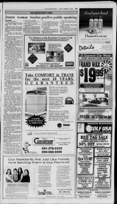 The Palm Beach Post from West Palm Beach, Florida on March 29, 1998 · Page 78
