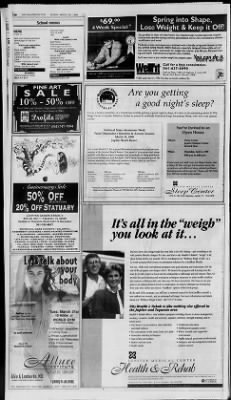 The Palm Beach Post from West Palm Beach, Florida on March 29, 1998 · Page 850