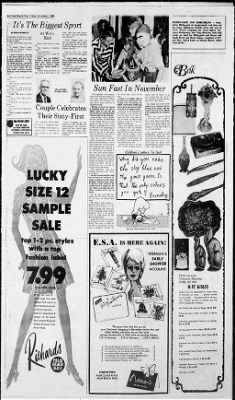 The Palm Beach Post from West Palm Beach, Florida on November 1, 1968 · Page 10