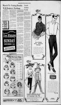 The Palm Beach Post from West Palm Beach, Florida on November 1, 1968 · Page 13