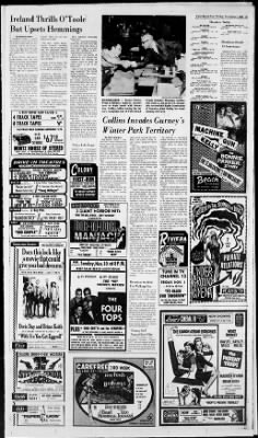 The Palm Beach Post from West Palm Beach, Florida on November 1, 1968 · Page 39