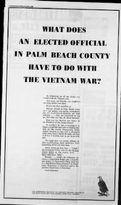 The Palm Beach Post from West Palm Beach, Florida on November 1, 1968 · Page 50