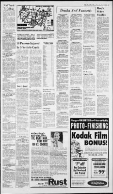 The Palm Beach Post from West Palm Beach, Florida on November 2, 1968 · Page 19