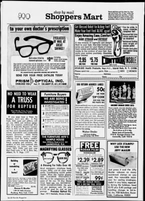 The Palm Beach Post from West Palm Beach, Florida on November 3, 1968 · Page 167